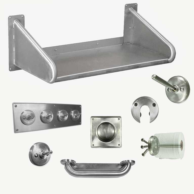 Anti-Ligature Washroom Accessories